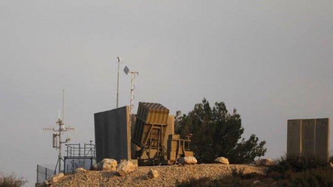 جيش الاحتلال نشر القبة الحديدية شمال فلسطين المحتلة