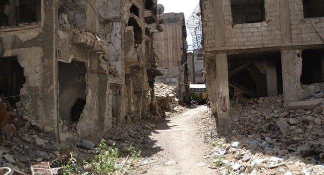 استعدادات لعودة الفلسطينيين إلى مخيم اليرموك