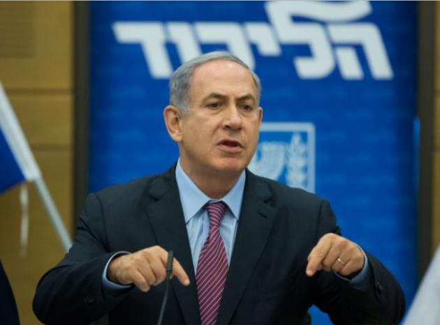 نتنياهو يعلن دعم اسرائيل لاستقلال كردستان