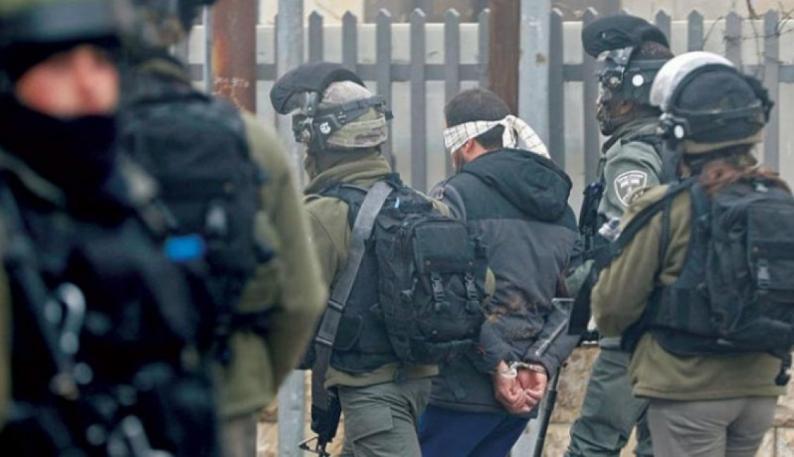 الاحتلال يعتقل مواطنين من بلدة بلعا شرق طولكرم