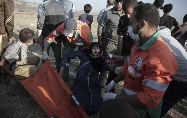 كارثة صحية: مستشفيات غزة بالكاد استطاعت التعامل مع الخسائر الفادحة في الأرواح
