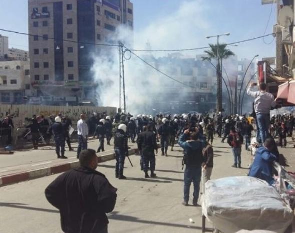 الهيئة المستقلة تطالب الأجهزة الأمنية الامتثال لأحكام القانون وتدين استخدام القوة لتفريق المتظاهرين