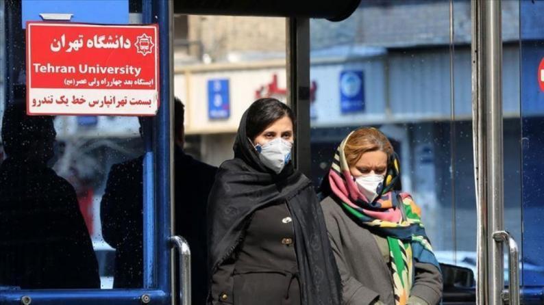 إيران تسجل أكثر من 200 وفاة و2.5 ألف إصابة جديدة بكورونا
