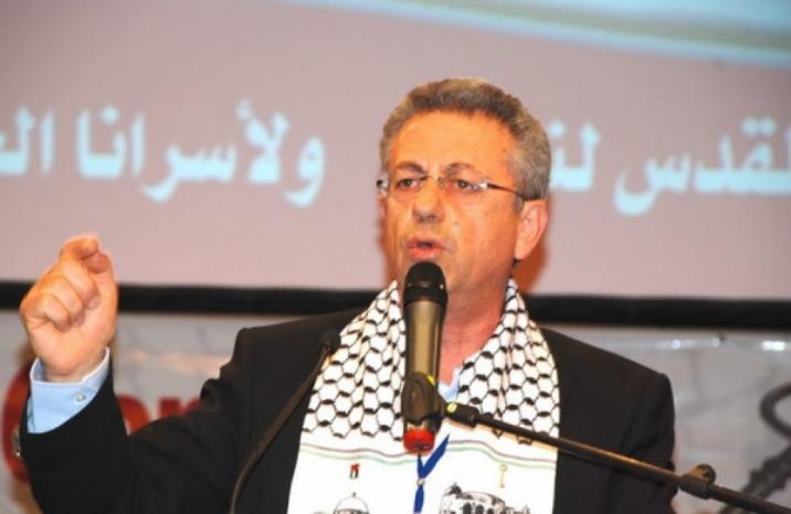 مصطفى البرغوثي يحذر من ارتفاع الإصابات والوفيات بكورونا في غزة