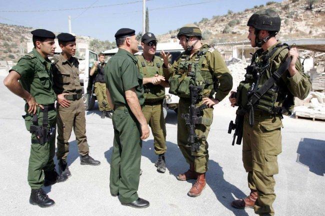 منسق عمليات الاحتلال السابق: التنسيق الأمني هو المرساة