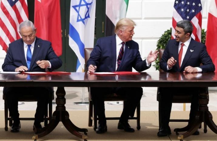 بنود اتفاق التطبيع بين الاحتلال الإسرائيلي والإمارات