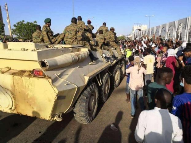 المجلس العسكري الانتقالي السوداني يعلن إحباط محاولة انقلاب في البلاد