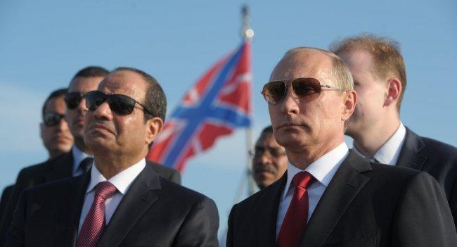 روسيا ومصر توقعان وثائق بدء نفاذ عقود بناء محطة نووية
