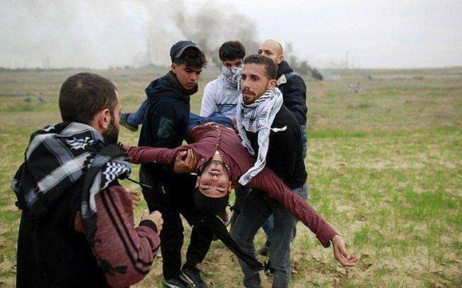 محكمة الاحتلال تسمح لجرحى غزة بالعلاج في الضفة