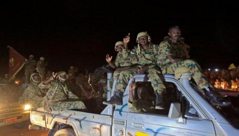 مقتل عسكريين اثنين وإصابة 4 خلال تمرد المخابرات السودانية