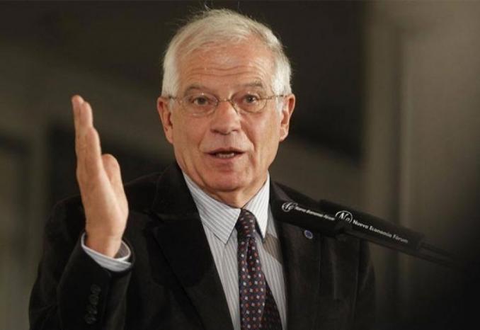 وزير خارجية الاتحاد الأوروبي: خطة الضم لن تحقق الأمن لإسرائيل