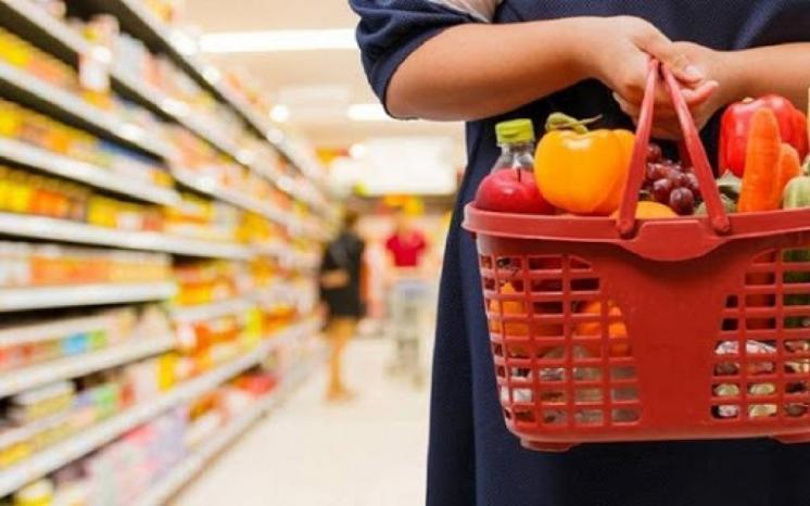 """""""الإحصاء"""": انخفاض مؤشر أسعار المستهلك 0.73% في 2020"""
