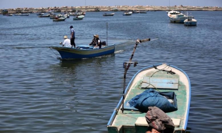 الاحتلال يعيد توسعة مساحة الصيد في غزة لـ 15 ميلًا