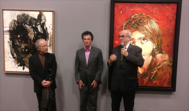 """افتتاح معرض """"متحف من اجل فلسطين"""" في باريس"""