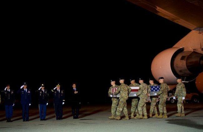 """البنتاغون ينعى ببيان رسمي """"كلبا"""".. قتل في أفغانستان"""
