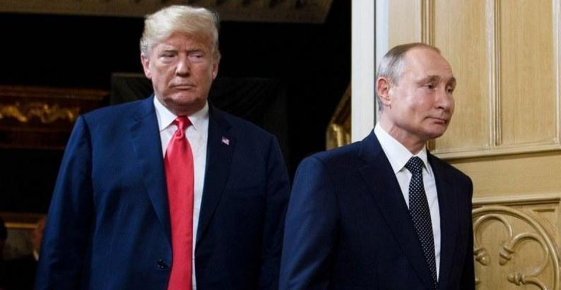 ترامب يعترف بشن هجوم إلكتروني ضد روسيا في عام 2018