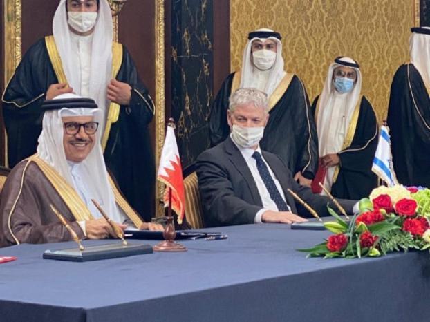 النّظام البحريني يوقّع بيانا مشتركا مع الاحتلال لإرساء التطبيع