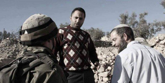 """""""الوقائي"""" يحتجز منسق شباب ضد الاستيطان في الخليل عيسى عمرو"""