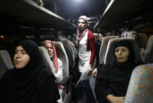 برنامج زيارات أهالي أسرى القدس لأبنائهم الشهر القادم