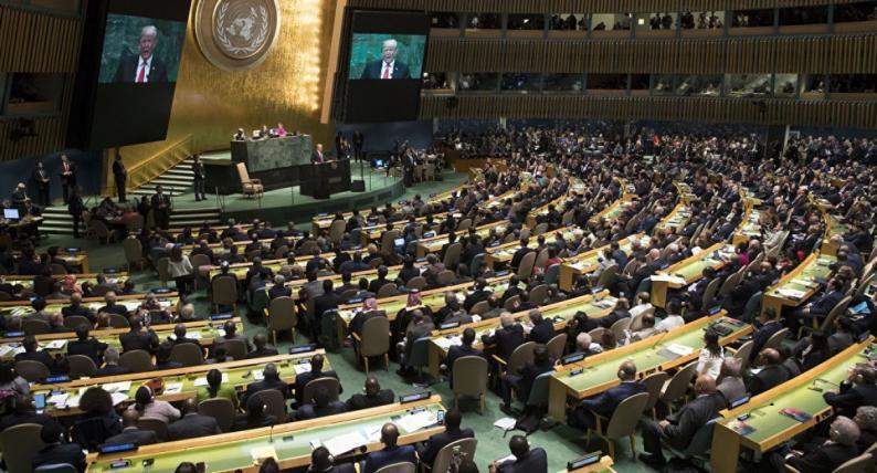 13 دولة تصوت بشكل مفاجئ ضد مشروع أممي لصالح فلسطين