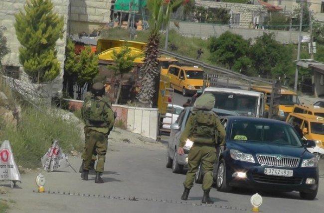 الاحتلال يفرض اجراءات تضييق على تجار جنين وطوباس ممن يدخلون إلى أراضي الـ48