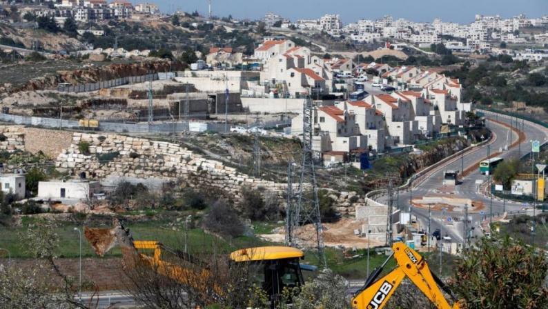 تقرير: الاستيطان يستمر بصمت وحكومة الاحتلال تجمد الرقابة القانونية على عمليات البناء