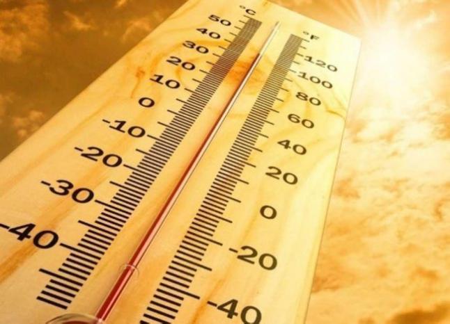 موجة حارة تؤثر على البلاد اليوم