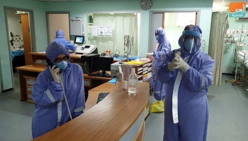 غزة: تسجيل 37 إصابة جديدة بفيروس كورونا