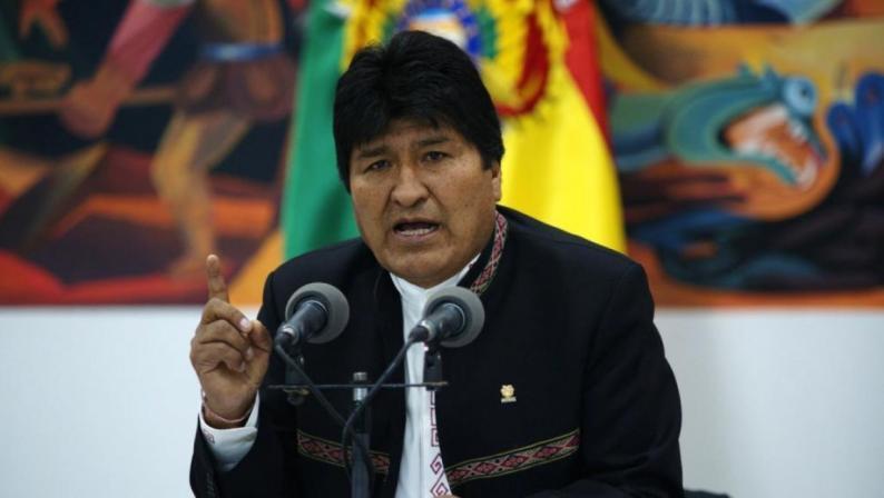 المكسيك تعلن منحت حق اللجوء للرئيس البوليفي المستقيل إيفو موراليس