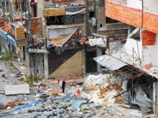 اشتباكات ليلية على محور شارع فلسطين في مخيم اليرموك