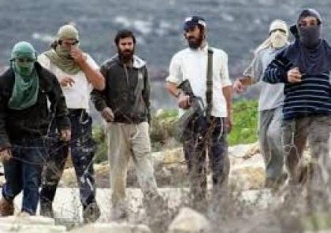 مستوطنون ينفذّون اعتداءات وقطع طرق شمال نابلس