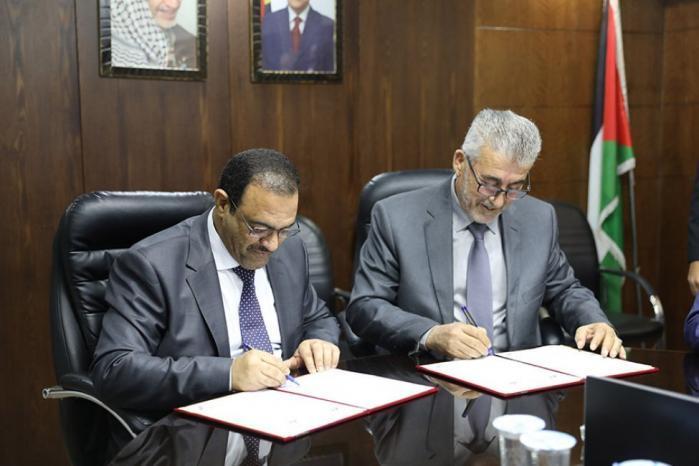 هيئة مكافحة الفساد ووزارة الحكم المحلي توقعان مذكرة تفاهم لتعزيز العمل المشترك