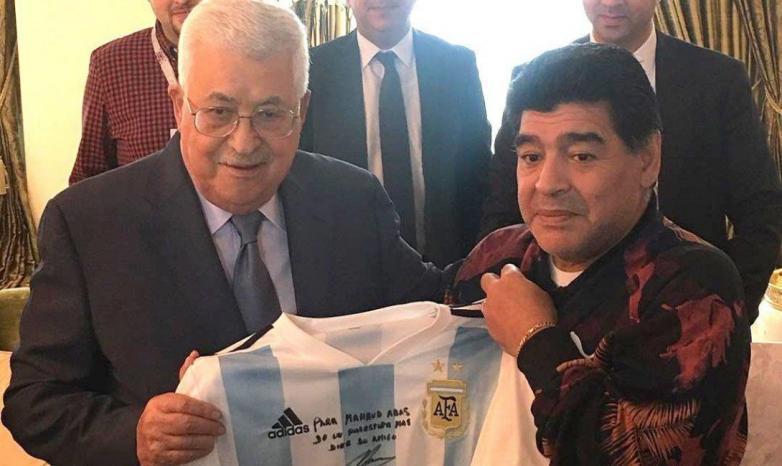 الرئيس يعزي نظيره الأرجنتيني بوفاة مارادونا
