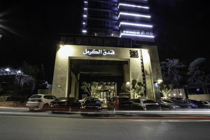 ادارة فندق الكرمل لوطن: سلمنا فندق الكرمل لوزارة الصحة والجهات الأمنية خدمة لأبناء شعبنا