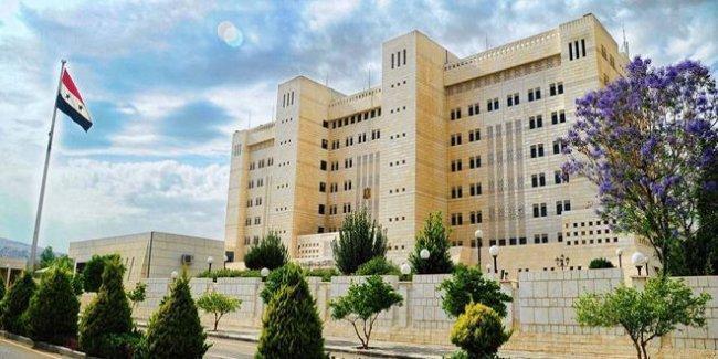 دمشق تندد بشدة بالعدوان الاسرائيلي على غزة