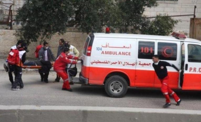 إصابة فتى بجروح حرجة برصاص الاحتلال في بلدة صوريف
