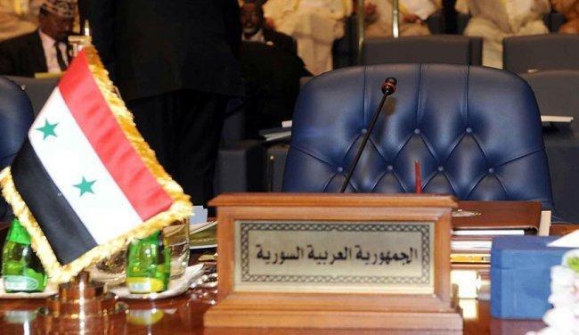 مشاورات عربية للتوافق حول توقيت عودة سوريا إلى الجامعة العربية