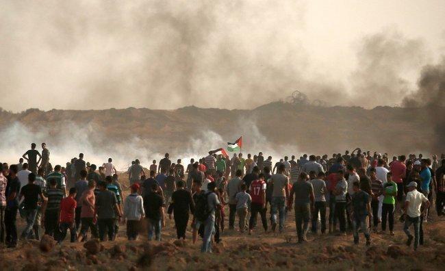 """قطاع غزة يستعد لجمعة """"المقاومة خيارنا"""""""
