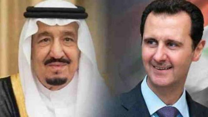 وفد سعودي برئاسة رئيس جهاز المخابرات يزور دمشق ويلتقي الأسد تمهيدا لفتح السفارة السعودية