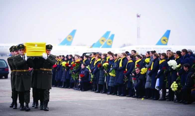 إيران تتراجع عن تسليم أوكرانيا صندوقي الطائرة المنكوبة