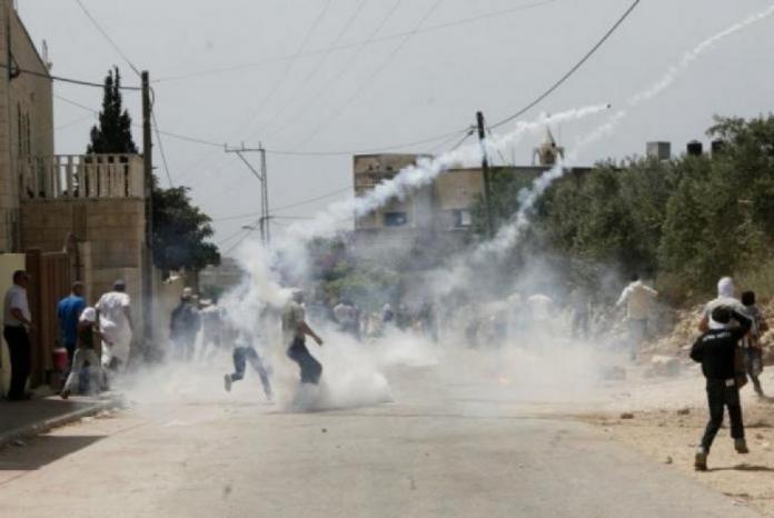 اندلاع مواجهات مع الاحتلال في رمانة غرب جنين