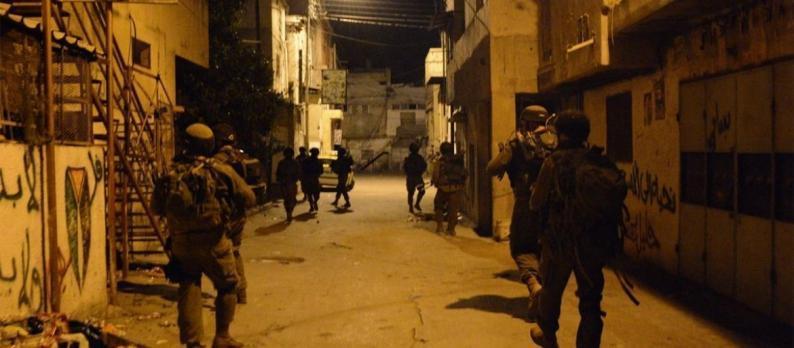 """إصابتان بالرصاص خلال مواجهات مع الاحتلال في """"أودلا"""" جنوب نابلس"""