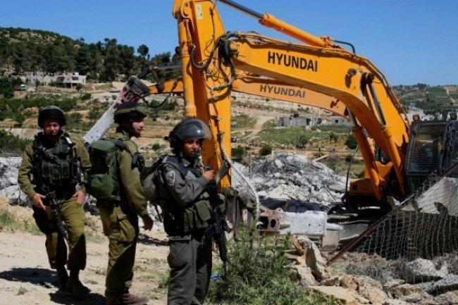 الاحتلال يصدر قرارا بنقل الهدم الإداري إلى الضفة الغربية