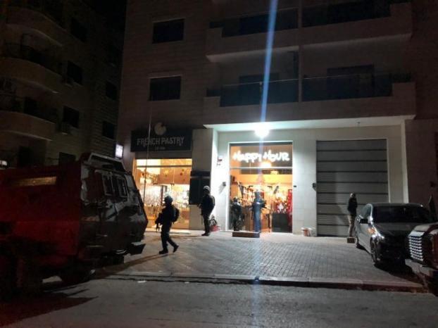 محدث| بالصور والفيديو.. إصابات خلال مواجهات مع الاحتلال في رام الله