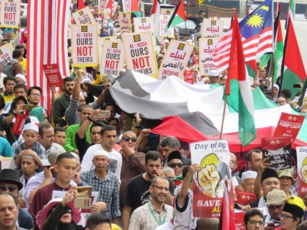 ماليزيا تؤكد موقفها الداعم لفلسطين