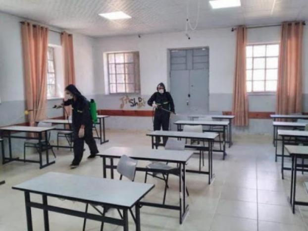 تربية بيت لحم تقرر اغلاق مدرستين وشعبه صفية بسبب كورونا