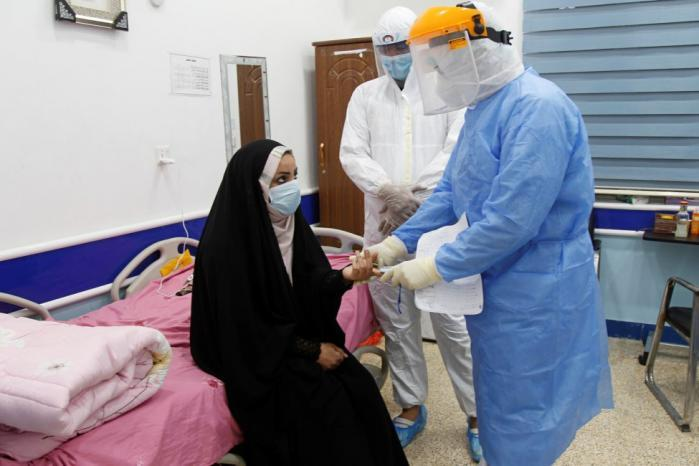 العراق: قرابة 4 آلاف إصابة جديدة بكورونا خلال 24 ساعة الماضية