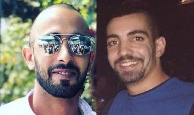 مصرع الشابين شادي خير وتيمور خطيب في حادث طرق قرب حيفا