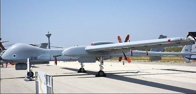 رغم مجزرة غزة.. الجيش الألماني ماض في استئجار طائرات إسرائيلية دون طيار