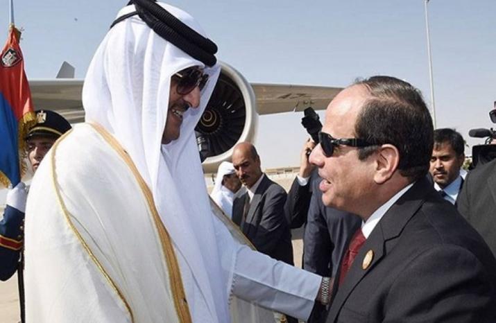 قطر ومصر تتوصلان إلى اتفاق لاستئناف عمل السفرات